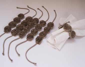 Table Decor Napkin Rings Holder, Napkin Holder, Napkin Wraps, Napkin Rings Decor, Wedding Napkin Holder