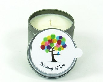 THINKING OF YOU ~ CardCandle Travel Tin Collection