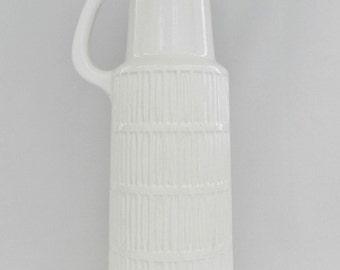 Scheurich Fat Lava West German Pottery WGP floor vase 421-47
