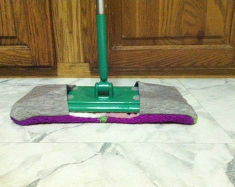 Eco Friendly, Reusable Swiffer Pad
