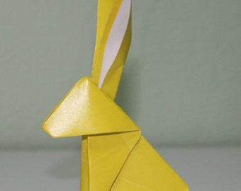 Bunny - Rabbit - Origami