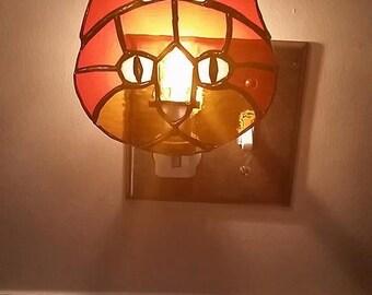 Cat Face Nightlight