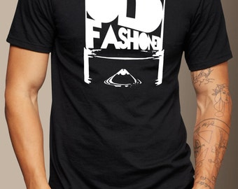 Old Fashioned Mad Men T-Shirt -  S M L
