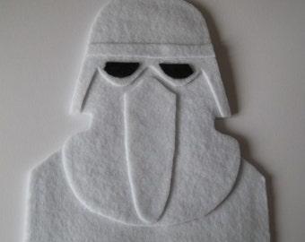 Snow Trooper Card