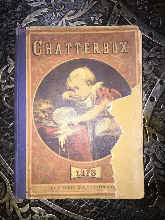Chatterbox 1876, Victoria...