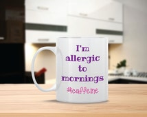 Unique Im Not A Morning Related Items Etsy