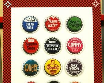 Queer Pop Badges