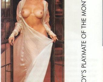 MATURE - Playboy Trading Card February 1973 - Playmate Centerfold - Cyndi Wood - Card #60