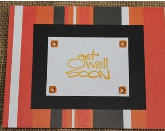Handmade Get Well Soon Greeting Cards