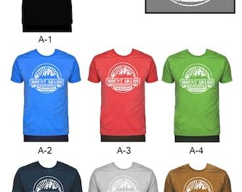 Mountain Climbing T-shirt to Support SimosClimb.org