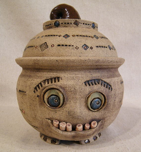 Monsterific Ceramic Art with Functional Possibilities