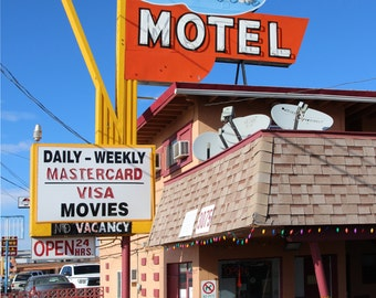 Gatewood Motel - Las Vegas, NV 2015