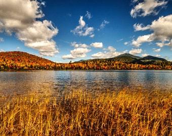 Landscape Photograph, Landscape Art, Adirondack Fine Art, Nature Prints, Adirondack Mountains, Nature Photo, Outdoor Photography, Scenery