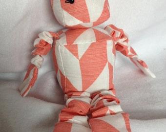 Plush Robot Girl