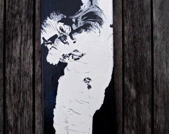 Original Astronaut Stencil