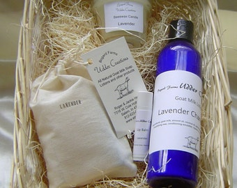 Soap & Lotion Gift Baskets