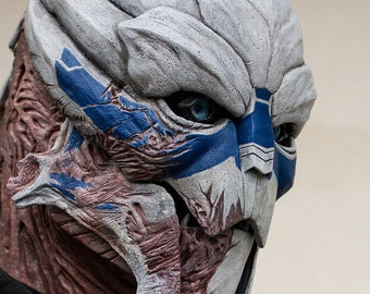 Garrus Vakarian (Mass Effect)-Full Mask