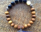 Bracelet Mala Intuition+ Relaxation