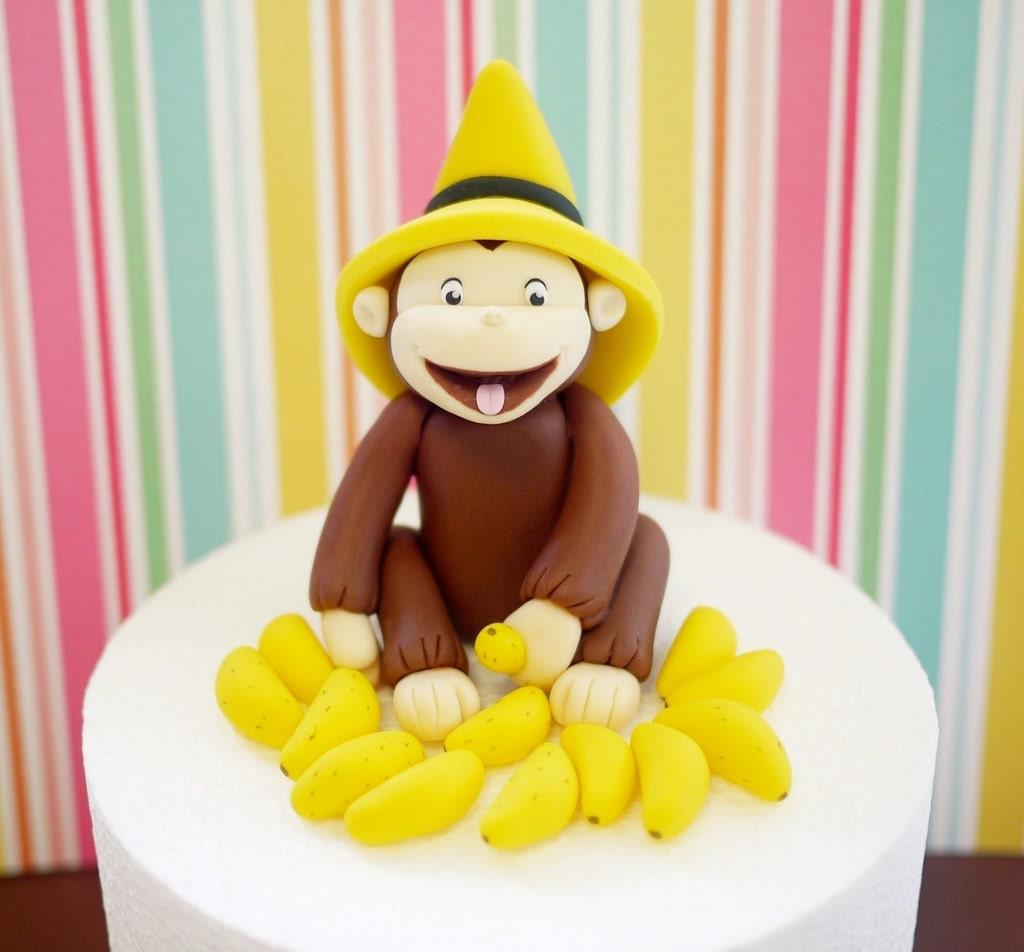 Birthday Cake Curious George