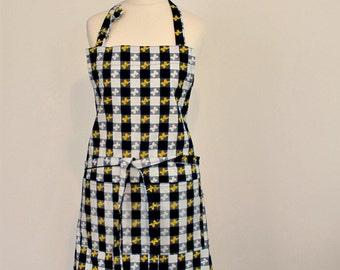 Chef Apron|Unisex apron|Kitchen wear|Men apron|Full apron|Utility Apron|BBQ apron|Fathers day apron