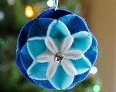 Winter Bloom Ornament PDF PATTERN