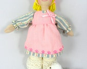 Little Bo Peep Doll And Her Sheep
