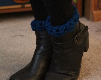 Lacy Boot Cuff