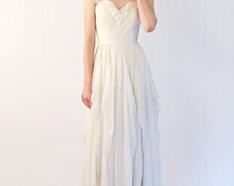 Julie --Wedding Gown