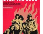 Over the Edge Movie Screen Print  by Print Mafia