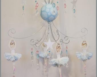 Ballerina Baby Mobile Nursery Mobile Nursery Decor
