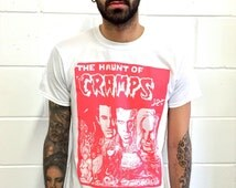 The Cramps T-Shirt - White