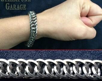 Diamond Rings - Half Persian 4 in 1 Diamondwire On-Edge Square Wire Rings - UnkamenSupplies