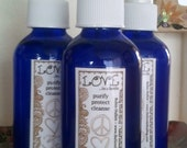 Love in a bottle healing elixer spray 4oz