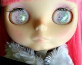 Crystal Star Resin Eye Chips for Blythe Dolls