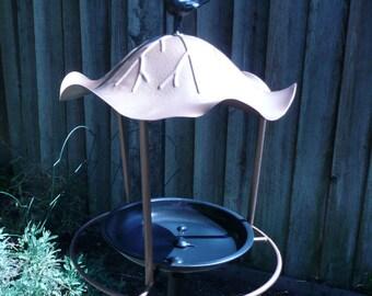 Bird feeder Gazebo - Metal