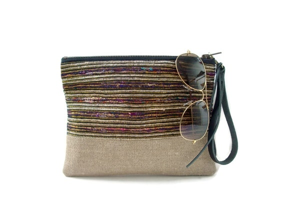 Summer Clutch Bags Wristlet Casual Clutch by IndependentReign