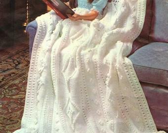 Crochet Afghan Pattern Wedding Gift : Afghan Crochet Pattern Crochet Afghan Pattern Ripple Afghan