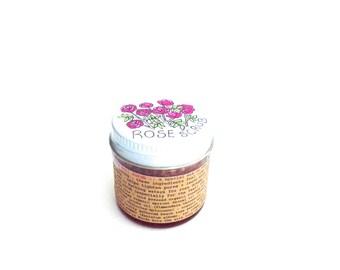 Beach Rose Scrub . limited edition
