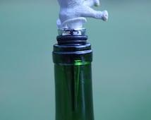 Elephant Animal Wine Stopper - Unique Gift
