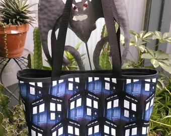 Doctor Who #1 Shopping Bag