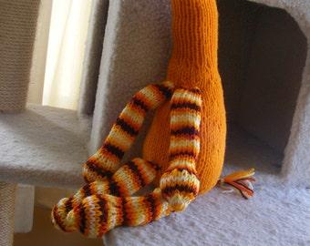 Twiga, the Knitted Giraffe Amigurumi