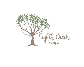 Logo Design, Custom Logo, Custom Logo Design, Business Logo, Event Planner Logo, Tree Logo