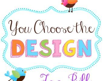You CHOOSE the Design FAN PULLS Kids Bedroom Fan Pulls Fp0008