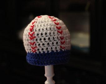 Baseball Hat - Newborn to Adult