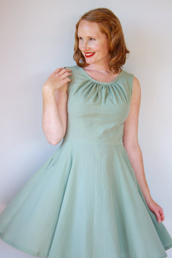 The Felicity dress by Jennifer Lauren Vintage