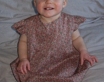 Beautiful top and knickers set for a 1 year to 18 months old toddler