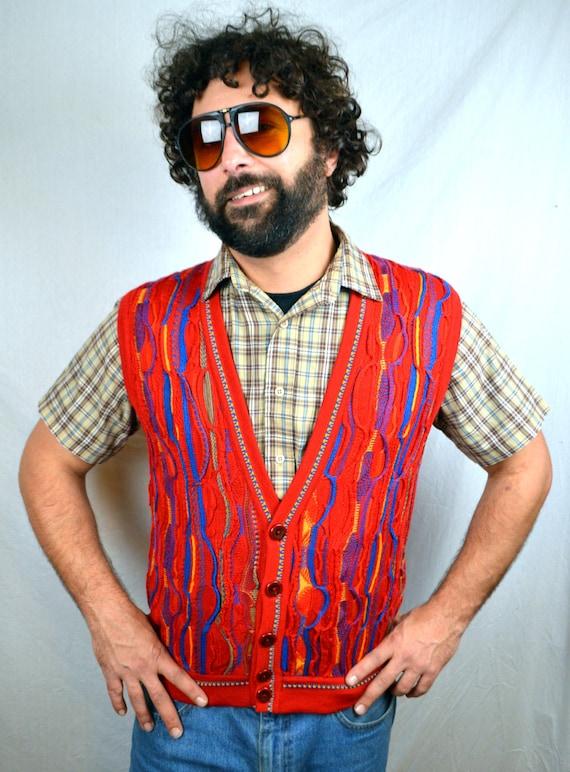 Australia Sweater Vest Sweater Vest Merino Wool