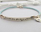 GOLD Bar Bracelet, GOLD Nameplate Bracelet, Engraved Bracelet, Personalized, Bracelet, Memorial Bracelet, Long Gold Bar Bracelet, GIFT