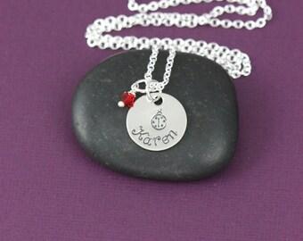 SALE - Ladybug Necklace - Ladybug Jewelry - Ladybird Necklaces - Birthday Party Favor - Easter - Niece Birthday Gift - Lady Bug