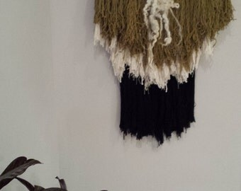 Wallhanging Olive
